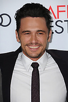 12 November  2017 - Hollywood, California - James Franco. AFI FEST 2017 Screening Of &quot;The Disaster Artist&quot; held at The Beverly Hilton Hotel in Hollywood. <br /> CAP/ADM/BT<br /> &copy;BT/ADM/Capital Pictures