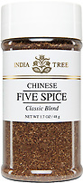 India Tree Chinese Five Spice, India Tree Spice Blends