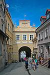 Brama Grodzka, Lublin, stare miasto