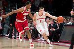 2013-14 NCAA Basketball: Indiana at Wisconsin