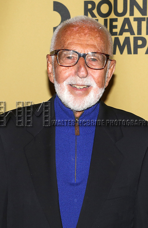 Joe Masteroff attending the Broadway Opening Night After Party for 'Cabaret' at Studio 54 on April 24, 2014 in New York City.