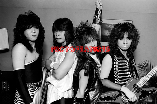 Loudness 1983