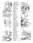 Small Boys (illustrated poem).