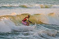 Sunset surf session, Sayulita, Mexico