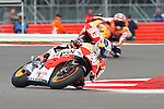 hertz british grand prix during the world championship 2014.<br /> Silverstone, england<br /> August 30, 2014. <br /> F&QP MotoGP<br /> dani pedrosa<br /> PHOTOCALL3000/ RME