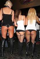 Amanda Henson, dancer, Aimee [Sapphire] at AVN Expo, <br /> Hard Rock Hotel, <br /> Las Vegas, NV, Friday January 17, 2014.