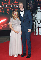 "Joonas Suotamo<br /> arriving for the ""Star Wars: The Last Jedi"" film premiere at the Royal Albert Hall, London.<br /> <br /> <br /> ©Ash Knotek  D3363  12/12/2017"