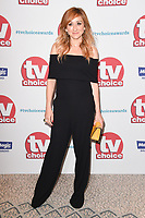 Charlotte Bellamy at the TV Choice Awards 2017 at The Dorchester Hotel, London, UK. <br /> 04 September  2017<br /> Picture: Steve Vas/Featureflash/SilverHub 0208 004 5359 sales@silverhubmedia.com