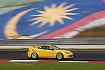 KUALA LUMPUR, MALAYSIA - May 29: Mitchell Cheah Min Jie of Malaysia (#29) Malaysia Championship Series Round 1 at Sepang International Circuit on May 29, 2016 in Kuala Lumpur, Malaysia. Photo by Peter Lim/PhotoDesk.com.my