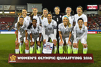 USWNT vs Costa Rica, February 10, 2016