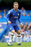 Eden Hazard of Chelsea in action during Chelsea vs Watford, Premier League Football at Stamford Bridge on 5th May 2019
