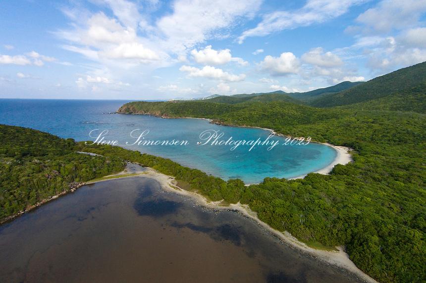Salt Pond Bay<br /> Virgin Islands National Park<br /> St. John<br /> US Virgin Islands