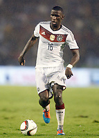 Germany's Rudiger during international friendly match.November 18,2014. (ALTERPHOTOS/Acero) /NortePhoto<br /> NortePhoto.com