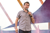 21st July 2019: Comedian Steve Bujega plays the third day of the 2019 Latitude Festival 2019 at Henham Park, Suffolk.