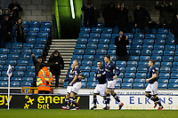 during the Sky Bet Championship match between Millwall and Sheff Wednesday at The Den, London, England on 20 February 2018. Photo by Carlton Myrie.