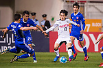 in action during the AFC Champions League 2017 Group G match between Eastern SC (HKG) and Kawasaki Frontale (JPN) at the Mongkok Stadium on 01 March 2017 in Hong Kong, China. Photo by Chris Wong / Power Sport Images