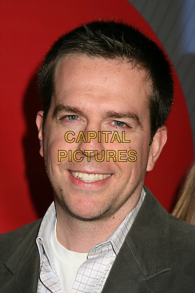 ED HELMS.NBC's 2006 Winter Press Tour All-Star Party at the Ritz Carlton Hotel, Pasadena, California, USA..January 17th, 2007.headshot portrait.CAP/ADM/BP.©Byron Purvis/AdMedia/Capital Pictures