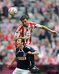 Fussball, Bundesliga 2010/2011: FC Bayern Muenchen - 1. FC Koeln
