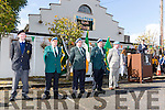 the Milltown 1916 commemorations parade on Sunday