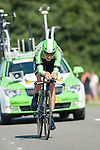 SITTARD, NETHERLANDS - AUGUST 16: Wilco Kelderman of the Netherlands riding for the Belkin Procycling team competes during stage 5 of the Eneco Tour 2013, a 13km individual time trial from Sittard to Geleen, on August 16, 2013 in Sittard, Netherlands. (Photo by Dirk Markgraf/www.265-images.com)