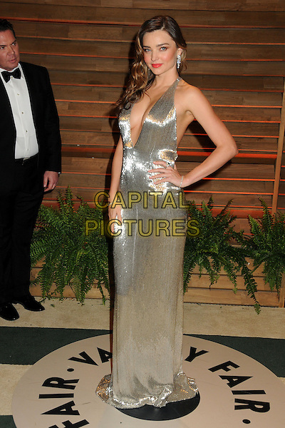 02 March 2014 - West Hollywood, California - Miranda Kerr. 2014 Vanity Fair Oscar Party following the 86th Academy Awards held at Sunset Plaza. <br /> CAP/ADM/BP<br /> &copy;Byron Purvis/AdMedia/Capital Pictures