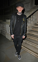 Alexander James at the GQ Car Awards 2018, Corinthia Hotel, Whitehall Place, London, England, UK, on Monday 05 February 2018.<br /> CAP/CAN<br /> &copy;CAN/Capital Pictures