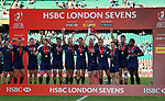 HSBC World Rugby  Sevens Series - London 7s 2017 - Day 2 - 21 May  2017