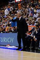 Marco Crespi<br /> Euroleague - 2014/15<br /> Regular season Round 4<br /> Valencia Basket vs Laboral Kutxa Vitoria