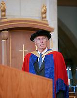 Tertiary: Graduation Sir George Martin
