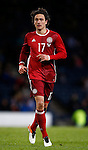 Thomas Delaney of Denmark during the Vauxhall International Challenge Match match at Hampden Park Stadium. Photo credit should read: Simon Bellis/Sportimage