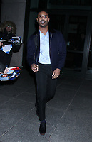 NEW YORK, NY - January 10: Michael B. Jordan seen in New York City on January 10, 2019.  <br /> CAP/MPI/RW<br /> &copy;RW/MPI/Capital Pictures