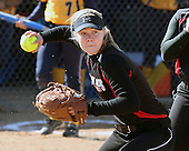 Troy at Clarkston, Varsity Softball, 4/23/14