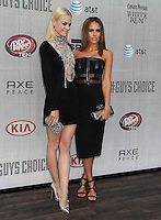 CULVER CITY, CA - JUNE 07: Jaime King and Jessica Alba at Spike TV's 'Guys Choice 2014' at Sony Pictures Studios on June 7, 2014 in Culver City, California. Credit: SP1/Starlitepics