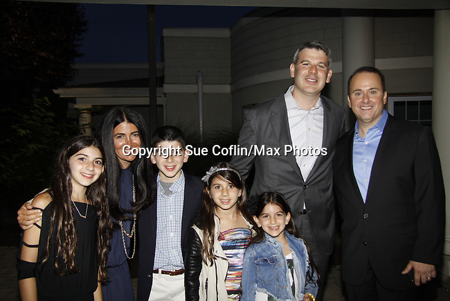 Nick Katsoris founder of The Loukoumi Make a Difference Foundation  - A Celebration 10 years in the Making - Dance Party and Make a Difference Awards on June 17, 2015 at Lake Isle Country Club, Eastchester, New York. (Photos by Sue Coflin/Max Photos)