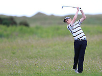 Allan Hill (Athenry) during the 1st round of the East of Ireland championship, Co Louth Golf Club, Baltray, Co Louth, Ireland. 02/06/2017<br /> Picture: Golffile | Fran Caffrey<br /> <br /> <br /> All photo usage must carry mandatory copyright credit (&copy; Golffile | Fran Caffrey)
