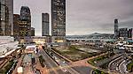 Aerial - Bloomberg Square Mile Relay Hong Kong 2016