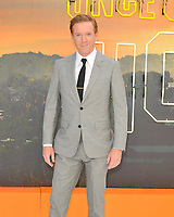 """LONDON, ENGLAND - JULY 30: Damian Lewis at the """"Once Upon A Time In ... Hollywood"""" UK film premiere, Odeon Luxe Leicester Square, Leicester Square, on Tuesday 30 July 2019 in London, England, UK.<br /> CAP/CAN<br /> ©CAN/Capital Pictures"""