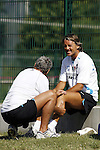 Inter Milan's Roberto Mancini