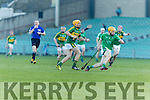 John Griffin Kerry in action against Paul Browne Limerick in the Munster Hurling League Round 4 at the Gaelic Grounds, Limerick on Sunday.