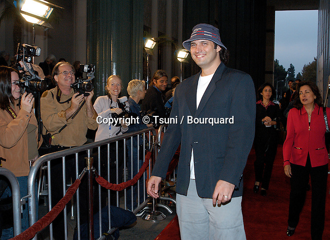 "Robert Rodriguez arriving at the premiere of "" Frida ""  at the County Museum of Art Theatre in Los Angeles. October 14, 2002.            -            RodriguezRobert41.jpg"