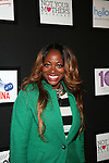 Certified Life Coach, Motivational Speaker, Personality on OWN TV, Survivor! Founder of URAWARRIOR.com  Attends Style360 and HSN Present Serena Williams Signature Statement Collection