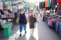Saturday, Walking the Market