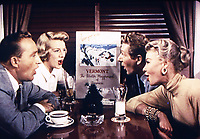 White Christmas (1954) <br /> Danny Kaye, Bing Crosby, Rosemary Clooney &amp; Vera-ellen<br /> *Filmstill - Editorial Use Only*<br /> CAP/KFS<br /> Image supplied by Capital Pictures