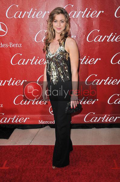 Samantha Lockwood<br /> at the 2010 Palm Springs International Film Festival Awards Gala, Palm Springs Convention Center, Palm Springs, CA. 01-05-10<br /> David Edwards/DailyCeleb.Com 818-249-4998