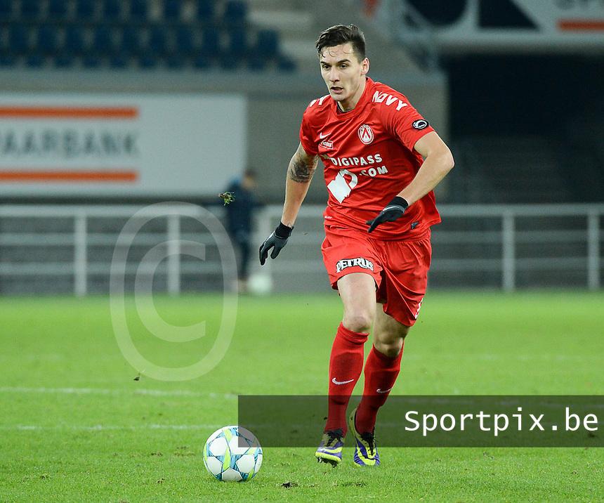 AA Gent - KV Kortrijk : Zarko Tomasevic<br /> foto VDB / Bart Vandenbroucke