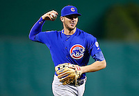 August 5, 2015: Chicago Cubs vs Pittsburgh Pirates