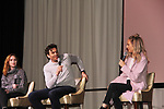 The Young and The Restless actors Camryn Grimes, Daniel Goddazrd, Melissa Ordway came together on February 16, 2019 for a fan q & a, meet and great with autographs and photo taking hosted by Soap Opera Festival's Joyce Becker at the Hollywood Casino in Columbus, Ohio. (Photos by Sue Coflin/Max Photos)