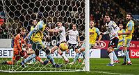 Bolton Wanderers' Gary O'Neil (19) scoring his side's second goal <br /> <br /> Photographer Andrew Kearns/CameraSport<br /> <br /> The EFL Sky Bet Championship - Bolton Wanderers v Rotherham United - Wednesday 26th December 2018 - University of Bolton Stadium - Bolton<br /> <br /> World Copyright © 2018 CameraSport. All rights reserved. 43 Linden Ave. Countesthorpe. Leicester. England. LE8 5PG - Tel: +44 (0) 116 277 4147 - admin@camerasport.com - www.camerasport.com