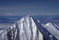 Mt. McKinley and the Alaska Range, Denali National Park, Alaska