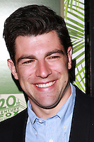 LOS ANGELES, CA, USA - AUGUST 25: Max Greenfield at the FOX, 20th Century FOX Television, FX Networks And National Geographic Channel's 2014 Emmy Award Nominee Celebration held at Vibiana on August 25, 2014 in Los Angeles, California, United States. (Photo by David Acosta/Celebrity Monitor)